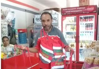 Toko Kelontong SRC Papua