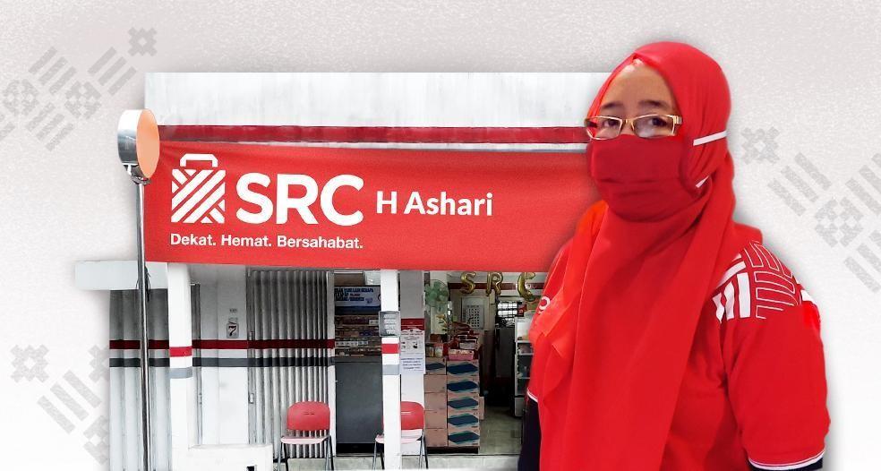 Toko Kelontong SRC Ashari