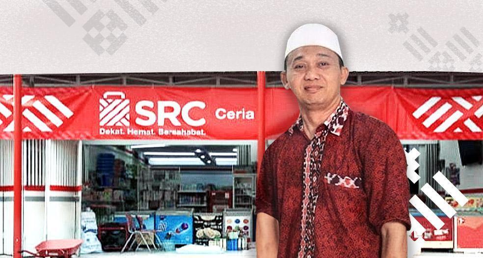 Toko Kelontong SRC Ceria Lombok