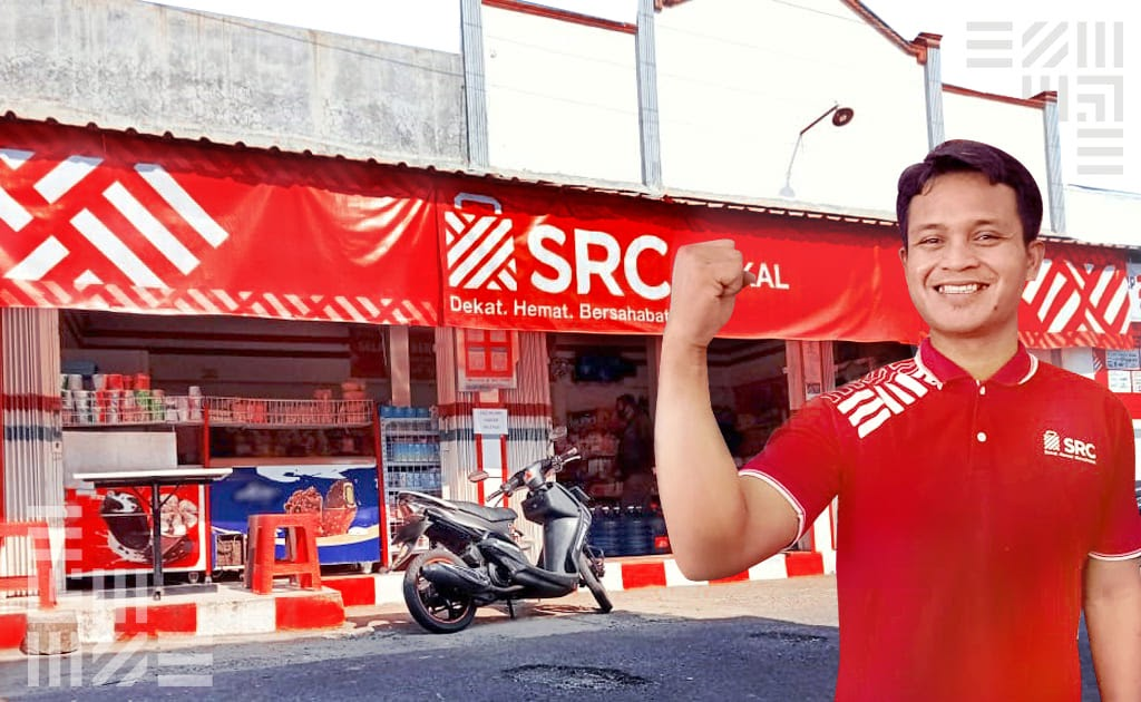 Cerita Haikal Awal Buka Warung hingga Jadi SRC Panutan - SRC.id