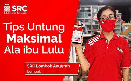 Tips Untung Gabung AYO SRC Toko Ala Ibu Lulu